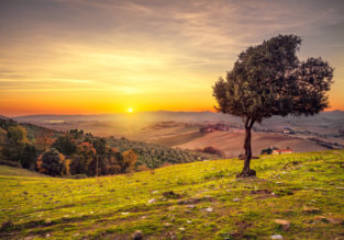 Fall break in the Tuscany countryside! 4-night stay at well-rated villa + cheap flights from Stockholm for just €90!