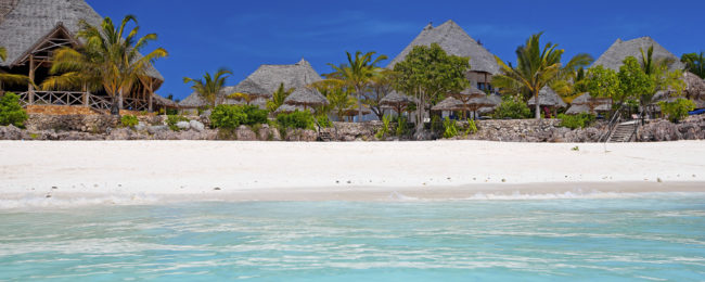 Holiday in Zanzibar! 10-night B&B stay at well-rated hotel + flights from Madrid for €520!