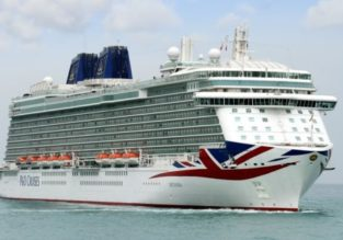 16 night all-inclusive Caribbean Transatlantic Cruise + return flights to London, Manchester or Birmingham for only £783!