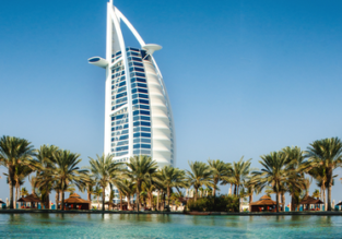 Cheap full-service flights from Bucharest to Sharjah (Dubai) for only €173!