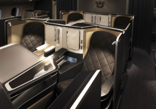 British Airways: Xmas and NYE First Class flights from UK to USA or Canada from £1648!