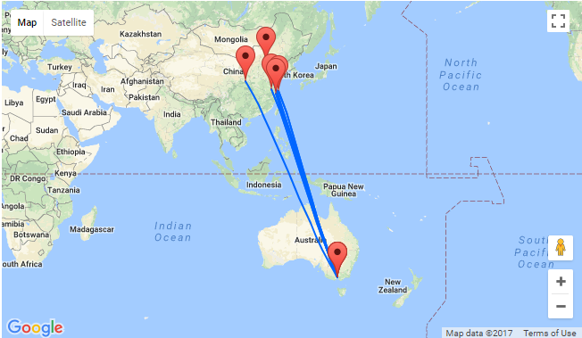 5* HAINAN: Melbourne to multiple Chinese cities from only AU$336!