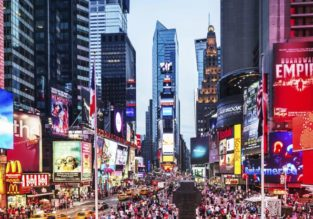 4* Night Hotel Times Square, New York for €76! (€38/ $44 pp)