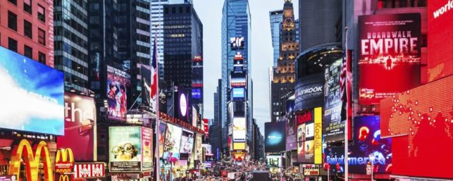 4* Night Hotel Times Square, New York for €78! (€39/ $46 pp)