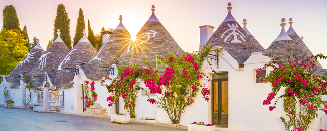 7-night stay in top-rated hotel in Puglia region, Italy + flights from Vienna for just €112!