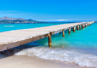 Cheap spring flights from London to Mallorca for just £29!