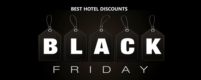 Black Friday And Cyber Monday Fly4free Reveals The Best Hotel Deals Worldwide