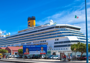 Last minute: 3-night full board Mediterranean cruise from Malaga for only €99!
