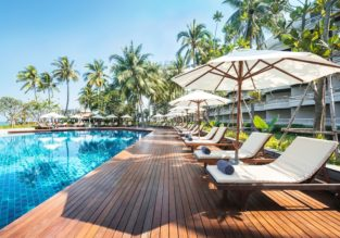 7-night B&B stay at top-rated 4.5* beach resort in Thailand + Emirates flights from Amsterdam & transfers for €582!