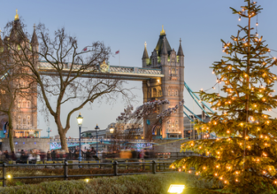 Well-reviewed central hotel in London for just £30 per person!