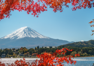 June! Air France flights from Budapest to Tokyo, Japan from only €429!