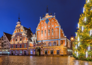 Christmas and New Year: Lux Express bus tickets between Vilnius and Riga for just €1 each way!
