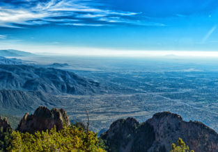Cheap non-stop flights between New York and Albuquerque from $133!