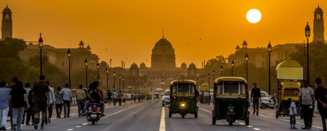 Cheap flights from Kyiv to Delhi, India for only €299!