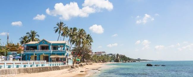 7-night stay in top-rated hotel in exotic Phu Quoc + flights from Hong Kong for $113!