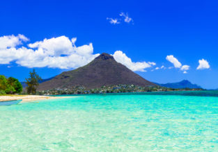 14-night B&B stay in top-rated hotel in Mauritius + flights from Munich for €620!
