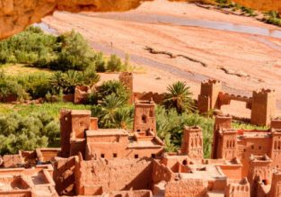7-night B&B stay at well-rated riad in Marrakech + flights from Frankfurt Hahn for only €115!