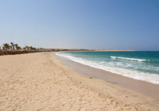 HOT! Non-stop flights from Germany or Switzerland to Egypt's Red Sea coast from only €29!