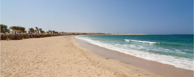 HOT! Non-stop flights from Germany to Egypt's Red Sea coast for only €22!