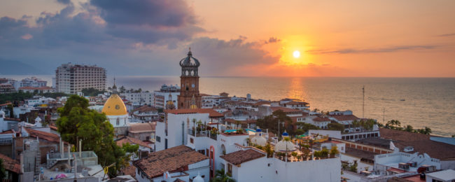 7-night stay at well-rated hotel in Puerto Vallarta + cheap flights from New York for $391!