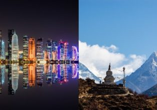 PEAK SUMMER! Qatar and Nepal in one trip from Chicago for $646 with 5* Qatar Airways!