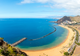 Explore Spain! Tenerife, Sanander and Barcelona in one trip from London only £69