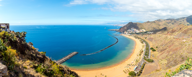SPRING: 7-night stay at well-rated hotel in Tenerife + flights from London for just £174!