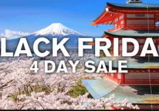 Air New Zealand Black Friday Sale! Flights from NZ cities to Asia and USA (including Hawaii) from NZ$639!