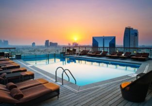 5* Hilton Dubai Creek for only €49/night! (€24.5/ $27 pp)