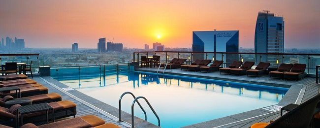 5* Hilton Dubai Creek for only €48! (€24/ $27 pp)