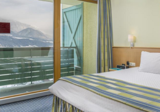 Ski season! Studio in top rated 4* resort in Austrian Alps for only €20! (€10 per person)