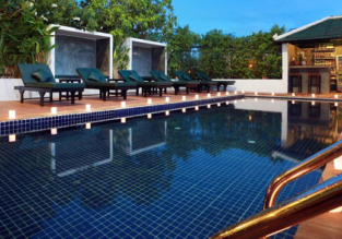 HOT! Double room at top rated 4* hotel in Siem Reap, Cambodia for only €5/ $6!