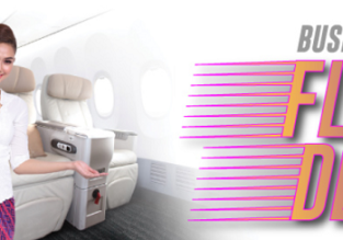 EXTENDED! Malindo Air Business Class Flash Sale: Fares from $97 return!