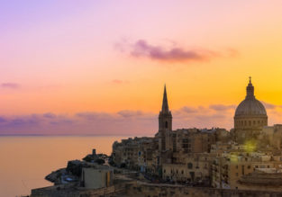 Weekend in Malta! 3 nights at well-rated apartment + cheap flights from Stockholm for just €61!