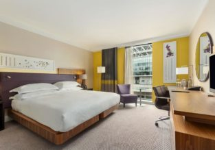 Double room at top rated 4* Hilton London Wembley for only €86! (€43/ $50 per person)