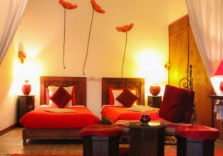 HOTEL MISPRICE: B&B stay in top-rated 4* riad in Essaouira, Morocco for only €5! (2.5€/£2.2/$3/AU$3.8 per person)