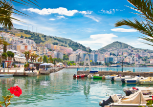 June! Cheap flights from Budapest to Albania from only €18!