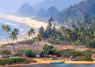 5* Qatar Airways flights from Belgrade to Goa, India for only €363!