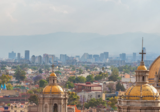 Peak Season! Cheap flights from Spain to Mexico City from only €317!