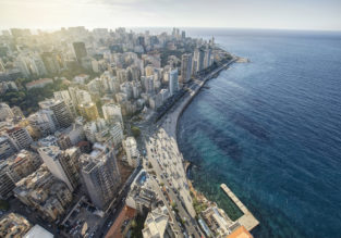 Cheap flights from Dublin to Beirut, Lebanon from only €137!