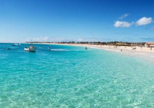 HOT! Oslo to Cape Verde for only €124!