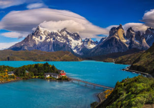 Good deal! Numerous EU cities to breathtaking Patagonia from only €557!