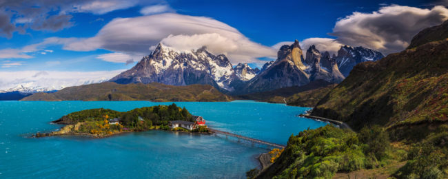 Cheap flights from Spanish cities to Santiago, Chile from only €379!