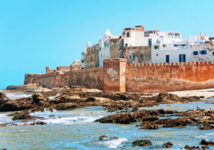 Morocco Escape! 7-night B&B stay in top-rated riad in Essaouira + flights from London for only £116!