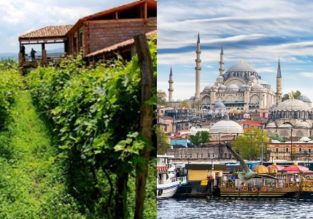 Turkish Airlines: Georgia and Turkey in one trip from Stockholm for €149!