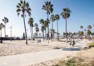 Cheap flights from Kyiv to Los Angeles for only €375!