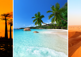 Madagascar, Seychelles and UAE in one trip from Hong Kong for only $697!