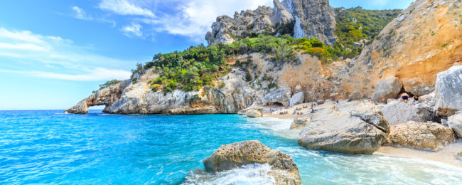 how to fly from marseille to sardinia