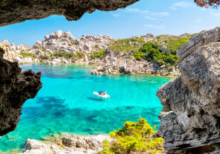 Sardinia holiday! 7 nights at 4* hotel & flights from Manchester for just £152!