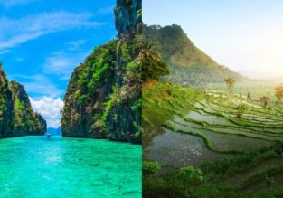 Cheap flights from Amsterdam to many destinations in South East Asia & Hong Kong from just €324!